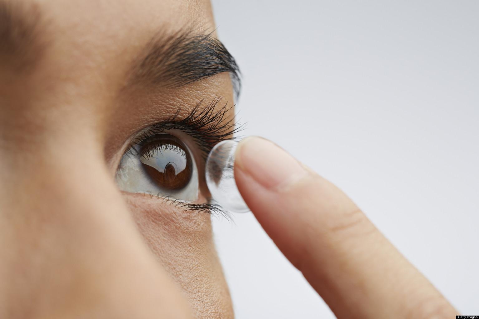 Confort de vue : les lentilles de contact sont la solution